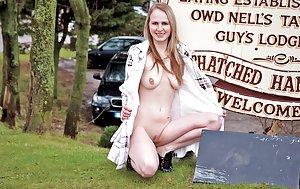 Mature Nude in Public Photos